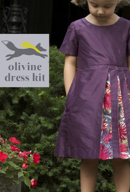 olivine dress kit