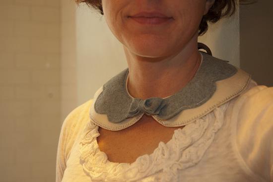Felt Collar2