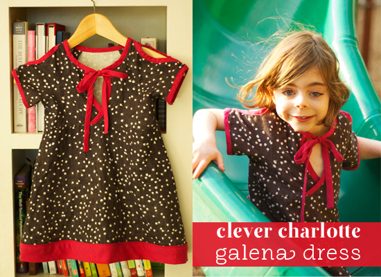 Clever Charlotte Galena Dress Pattern