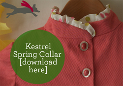 Get our download for the alternate Kestrel Collar here!