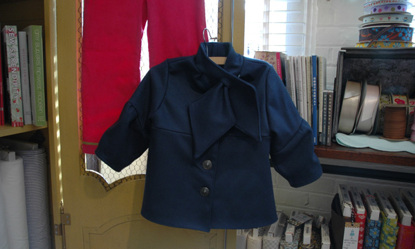 Kestrel Coat