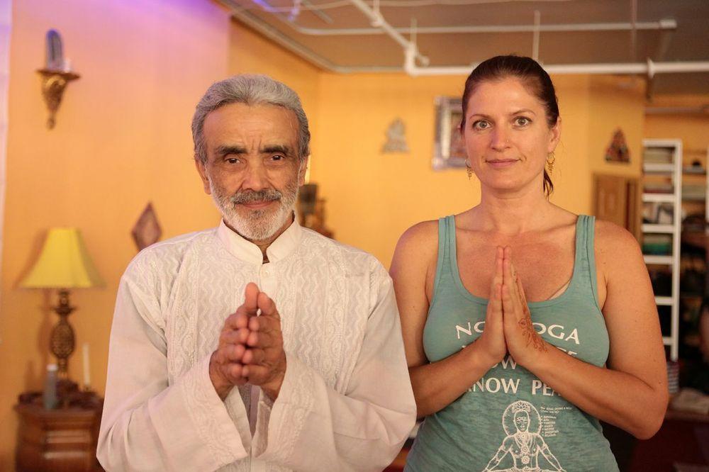 Sri Dharma Mittra, NYC