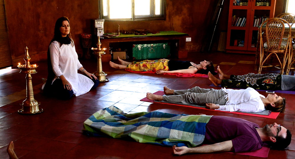 Yoga Nidra, Coimbatore, India
