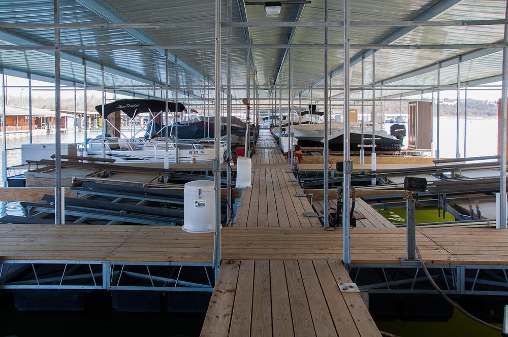 Theodosia Marina dock