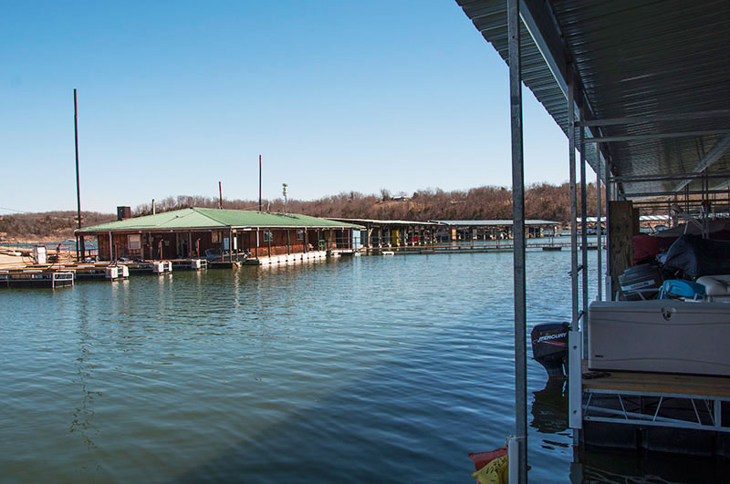 Theodosia Marina-Resort bait and tackle shop for a fishing vacation on Bull Shoals Lake