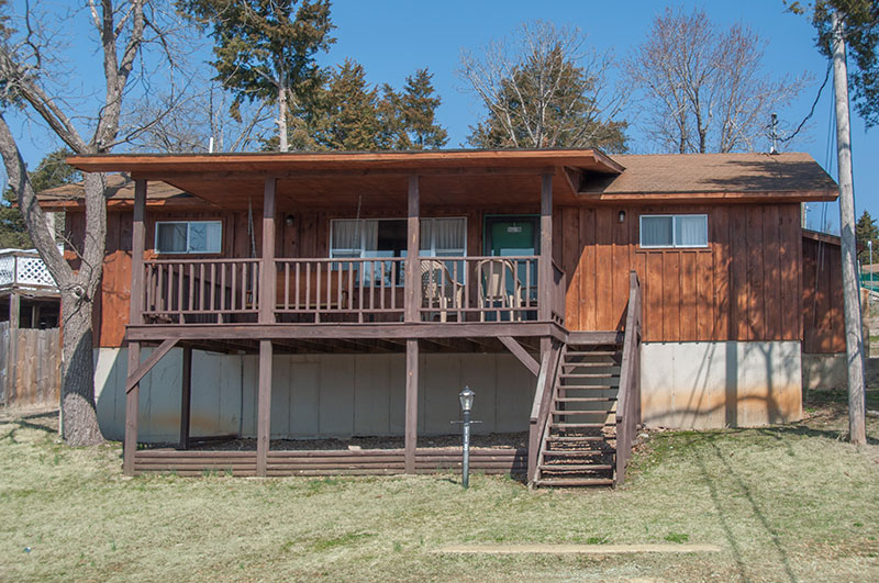 Southern Missouri lake house vacation rental