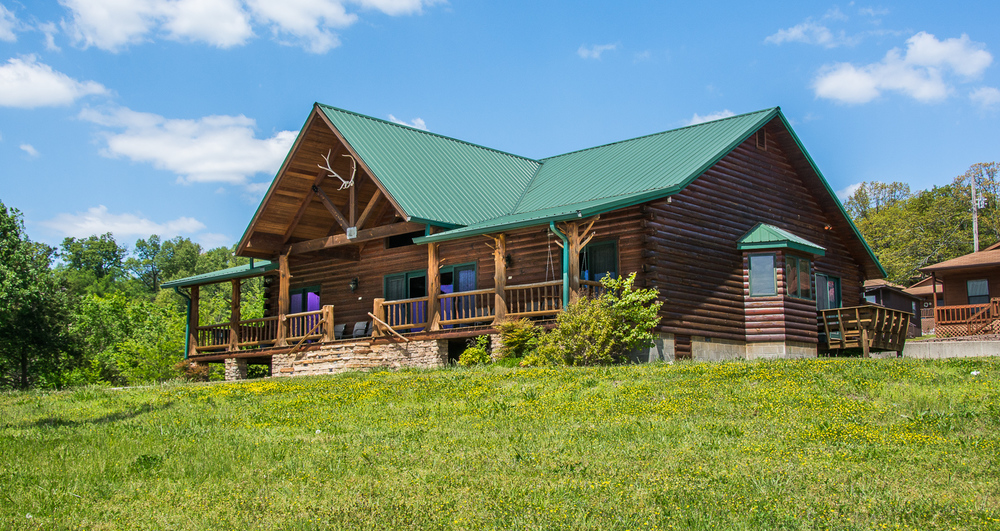 Missouri Ozarks vacation lodging