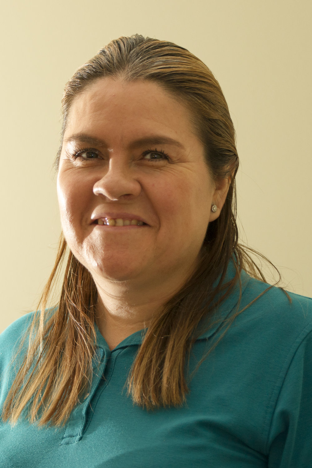 Maria  is one of our newest staff members but her mom skills shine right through in her role as resident assistant.