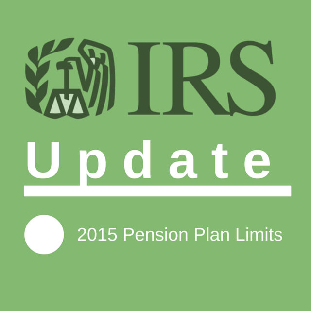 2015 pension limits