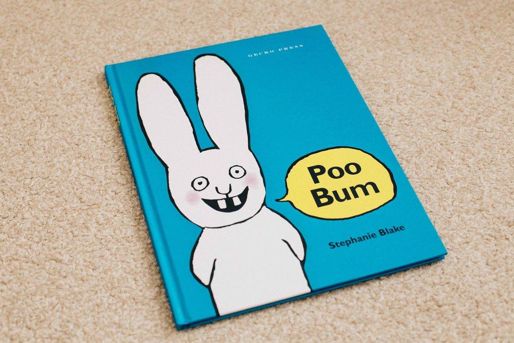 POO BUM - By Stephanie Blake