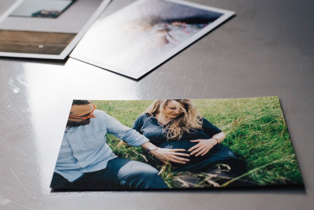 Fine art prints for your family photos