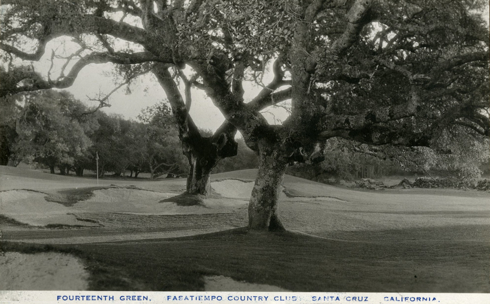 Pasatiempo Golf Club (Courtesy of National Park Service,  Frederick Law Olmsted National Historic Site )