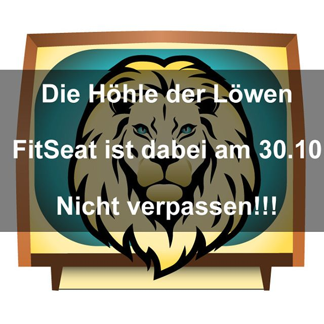 #FitSeat ist bei der Höhle der Löwen am 30.10. Nicht verpassen !!! Es gibt einige Überraschung 😉 . . . #DHDL #diehöhlederlöwen #Vox #fitness #fitlife #cardio #workout #healhty #nobackpain #weightloss #stress_relief #braincycling #office #officesports #officefitness #officebike #deskbike #treadmilldesk #cycling #spinning #wood #madeatmakerspace #getfit #noexcuces #startup #synergy #innovation