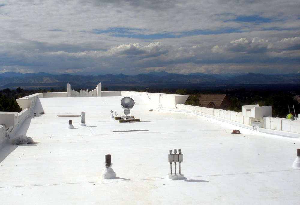 Denver LDS Temple - Roof Replacement