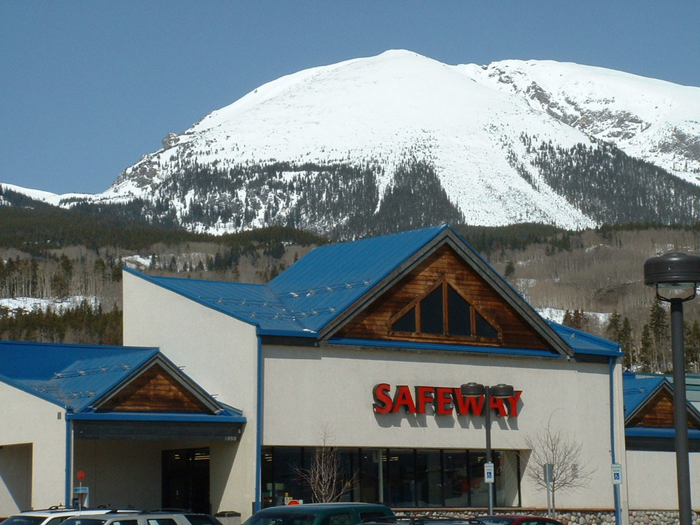 Safeway - Silverthorne, CO - Roof Replacement