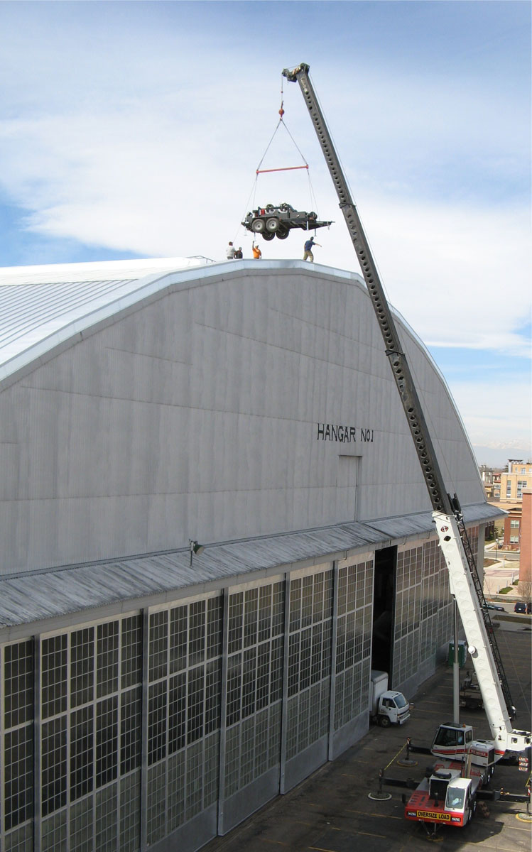 Colorado Air and Space Museum - Roof Replacement