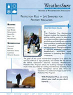 Protection Plus Preventive Maintenance Program