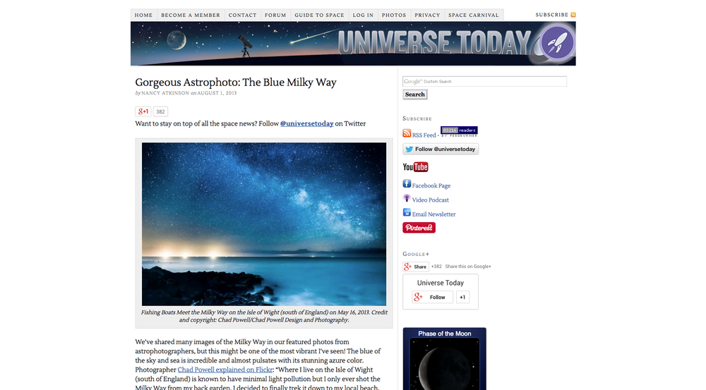 Universe Today