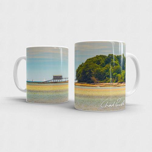 bembridge lifeboat station mug night day landscape photography