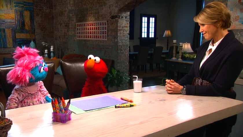 Sesame Workshop When Families Grieve