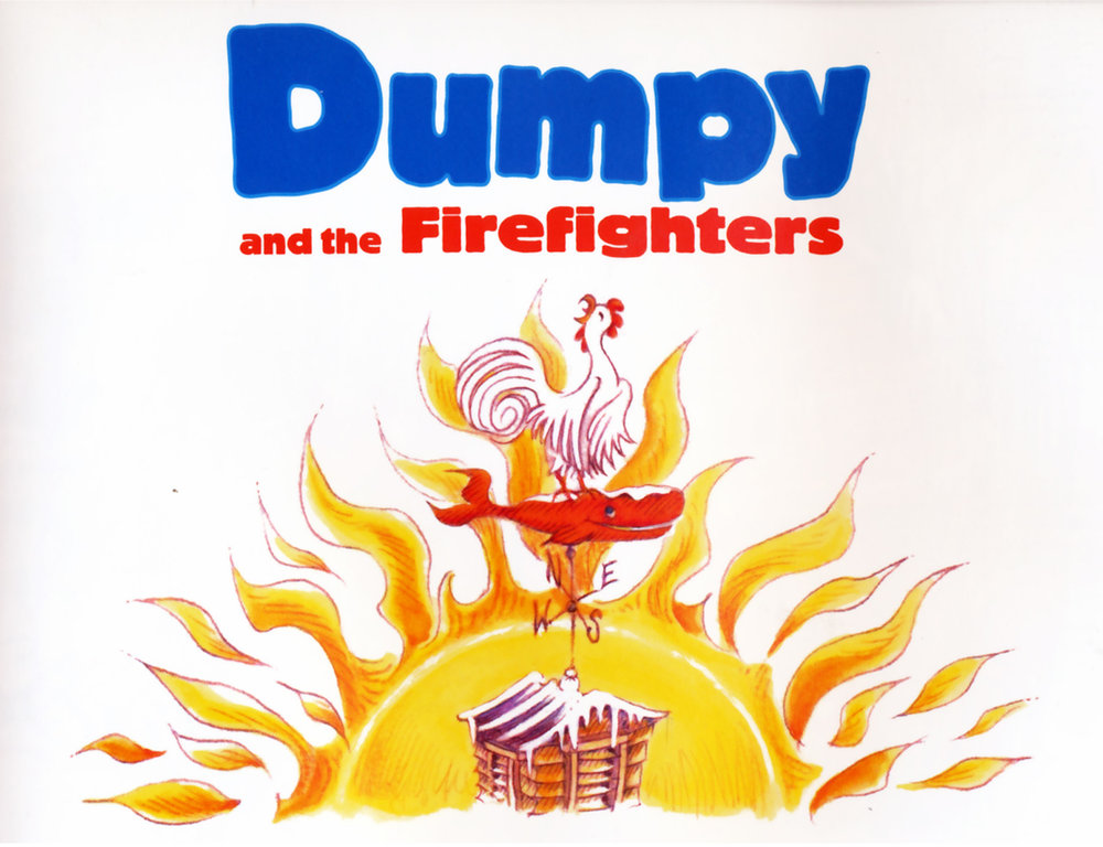Title Page Dumpy and the Firefighters