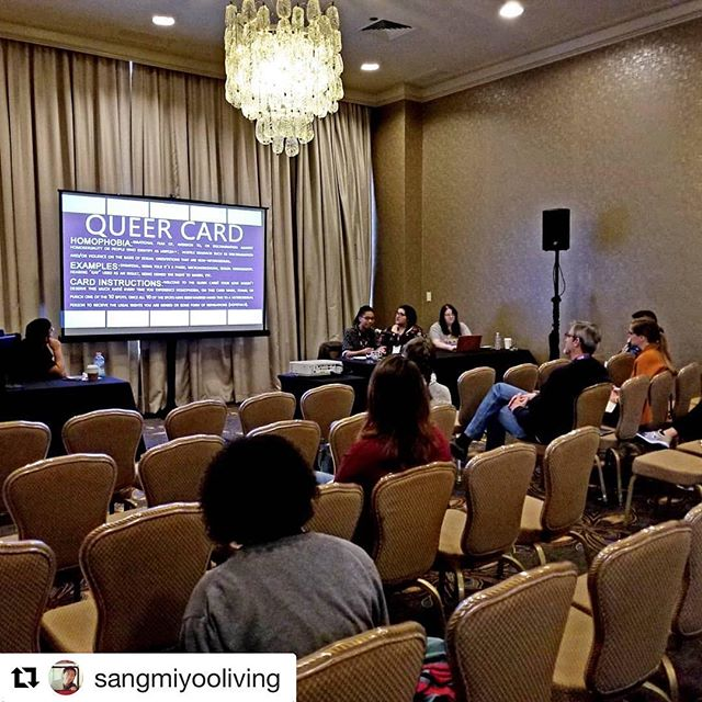 I just want to thank everyone who came out to Inkubator session last week. @sgcinternational Especially to @bavarianbaby who led discussion with me and to @sangmiyooliving who is the real mastermind that brought everything together. . . . #Repost @sangmiyooliving ・・・ Our INKubator session, Minority Reports was full of discussions regarding identy politics, accessibility, where we are and how we can improve. You may have been a listener this time, but let's hear more of your ideas next year! . #SGCI2019 #Inkubator #minorityreports