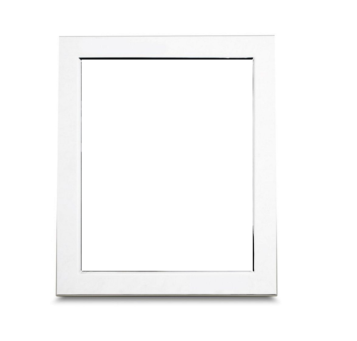 silverplate picture frame engraved 8x10png