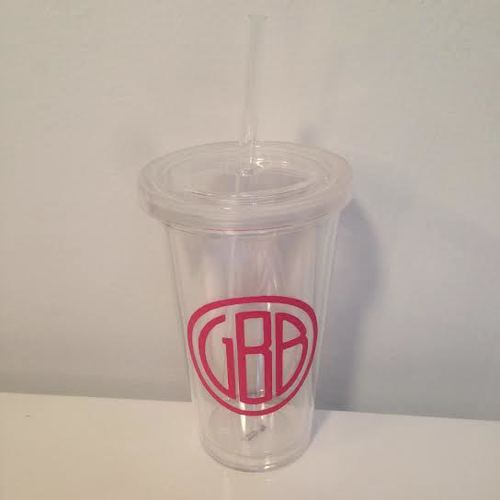 230f70243fa To-Go Tumbler — The Monogrammed Home