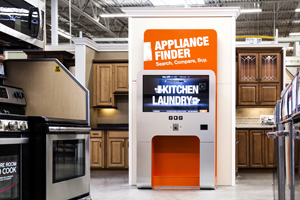The Home Depot Appliance Finder
