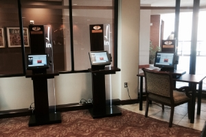 ANDREWS SPORTS MEDICINE & ORTHO  BIRMINGHAM, AL CLEARWAVE CHECK-IN KIOSKS
