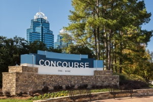 CONCOURSE  ATLANTA, GA EXTERIOR SIGNAGE & PARKING GARAGE