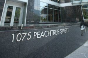 1075 PEACHTREE STREET  ATLANTA, GA EXTERIOR, INTERIOR & PARKING GARAGE