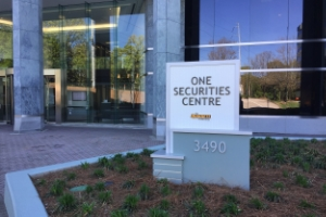 ONE & TWO SECURITIES CENTRE  ATLANTA, GA EXTERIOR & INTERIOR SIGNAGE (IMAGO)