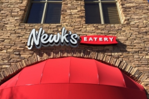 NEWK'S  EXTERIOR SIGNAGE & AWNINGS