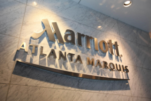 MARRIOTT ATLANTA MARQUIS  ATLANTA, GA EXTERIOR, INTERIOR & PARKING GARAGE