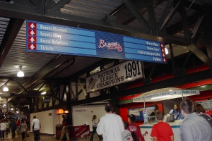 TURNER FIELD    ATHLETICS PORTFOLIO