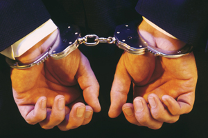 Fresno criminal defense lawyer handcuffs