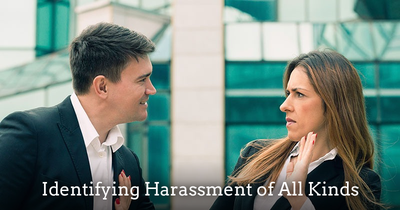what constitutes harassment - fresno criminal attorney