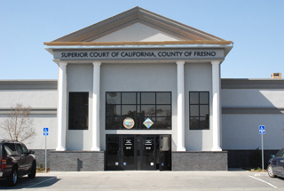 "The Fresno ""M"" Street courthouse handles the county's infraction traffic cases."