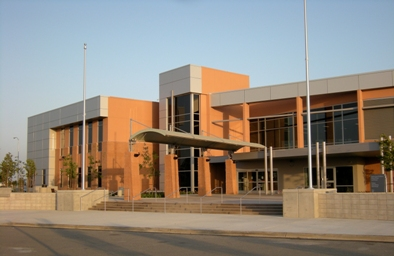 The courthouse located on American Avenue handles all of the county's juvenile delinquency matters.