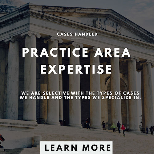 capozzi law practice areas