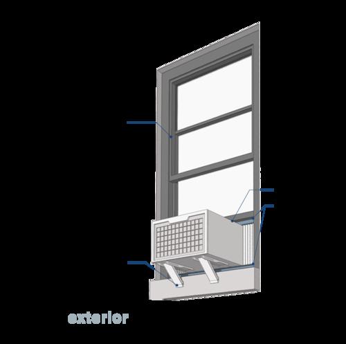 A/C Installation — Caseworks