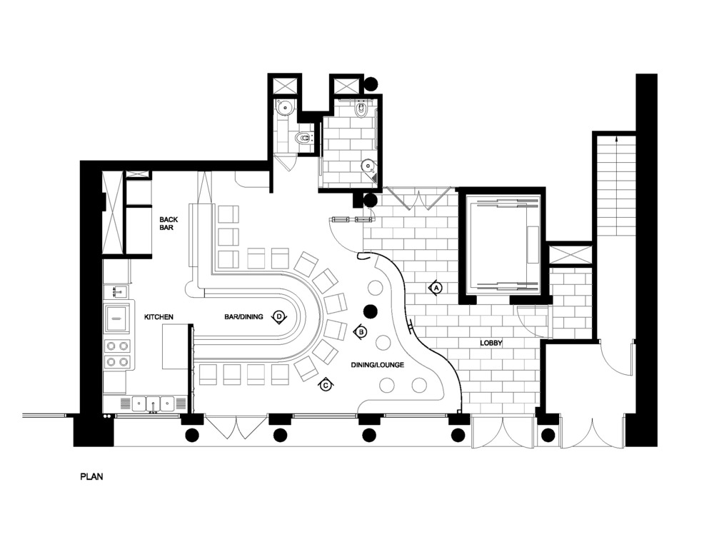 Compose Floor Plan