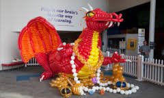 Balloon Dragon by Airigami