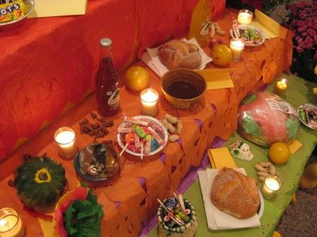 Day of the Dead ofrenda, 2013
