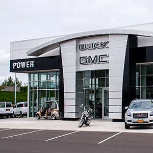 POWER BUICK GMC