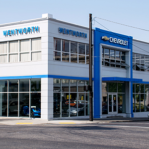 WENTWORTH                   CHEVROLET