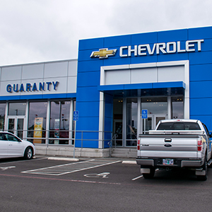 GUARANTY                       CHEVROLET