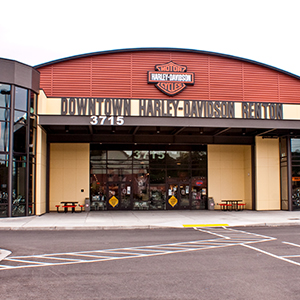 DOWNTOWN     HARLEY-DAVIDSON