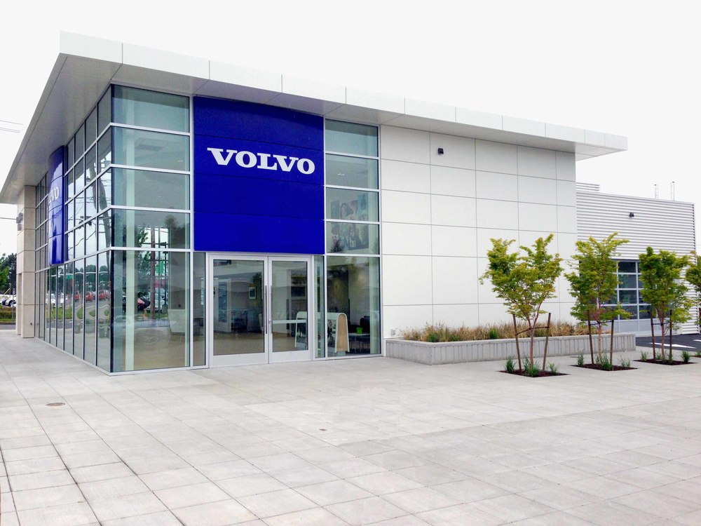 Herzog Meier Volvo Axis Design Group Architecture Engineering Inc